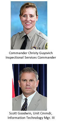 CITU Command Staff