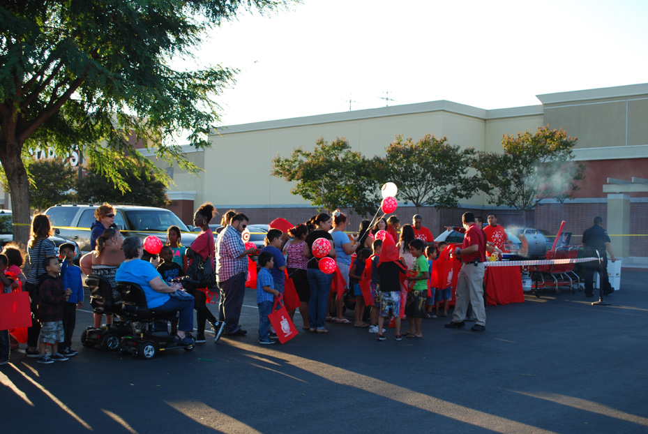 National Night Out at Gateway Towne Center