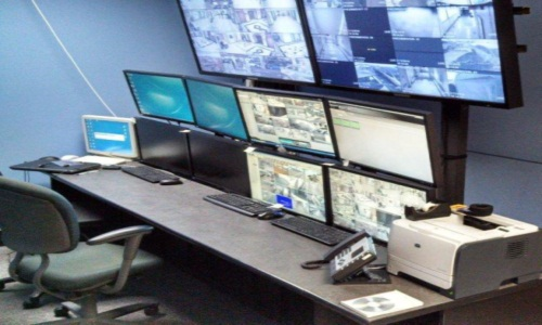 Picture of Dispatch Area after upgrades