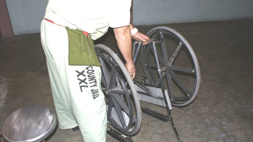 Wheelchair Repair