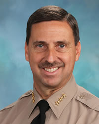 Todd S. Rodgers, Assistant Sheriff
