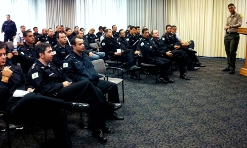 Brazil Police Captains at LASD
