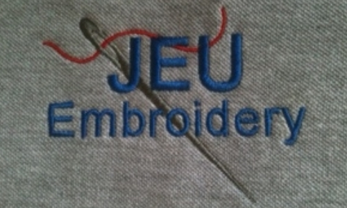 Embroidered Logos