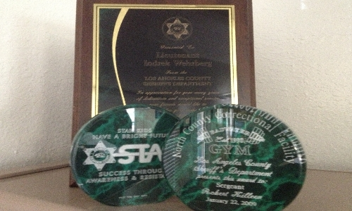 Plaques and Acrylic Trophies