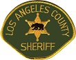 LASD Shoulder PATCH