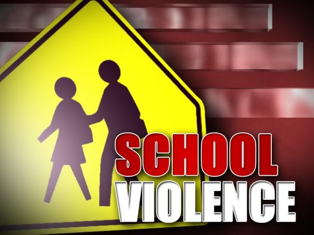 a discussion on violence in schools Violence in schools has progressed from bloody noses to bloody gun shot wounds kids now days observe so much violence its almost predictable that they act this way.