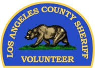 Volunteer (Los Angeles County Sheriff)